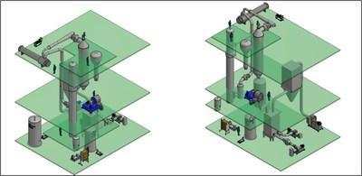 Figure 1. Isometric sketch of First Cobalt's cobalt crystallizer (CNW Group/First Cobalt Corp.)