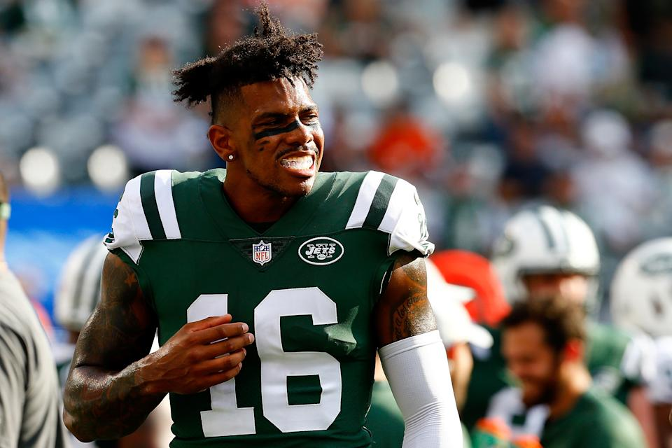 Terrelle Pryor believes he can still make an impact in the NFL if he can assuage teams of injury concerns. (Photo by Mike Stobe/Getty Images)