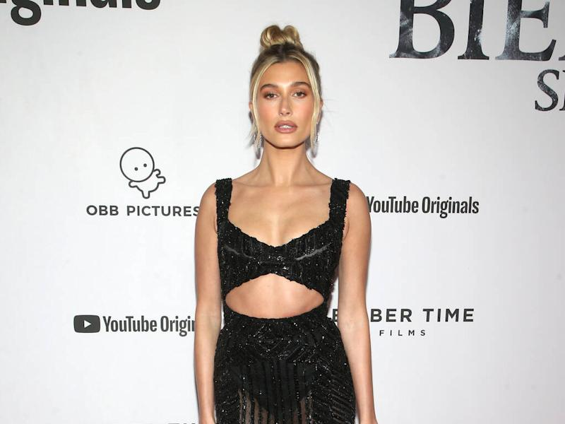 Hailey Bieber keen to branch out into fashion design