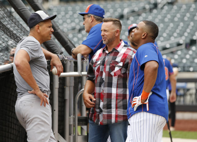 A-Rod with the Mets? He says he wishes it would have happened. (AP Photo)