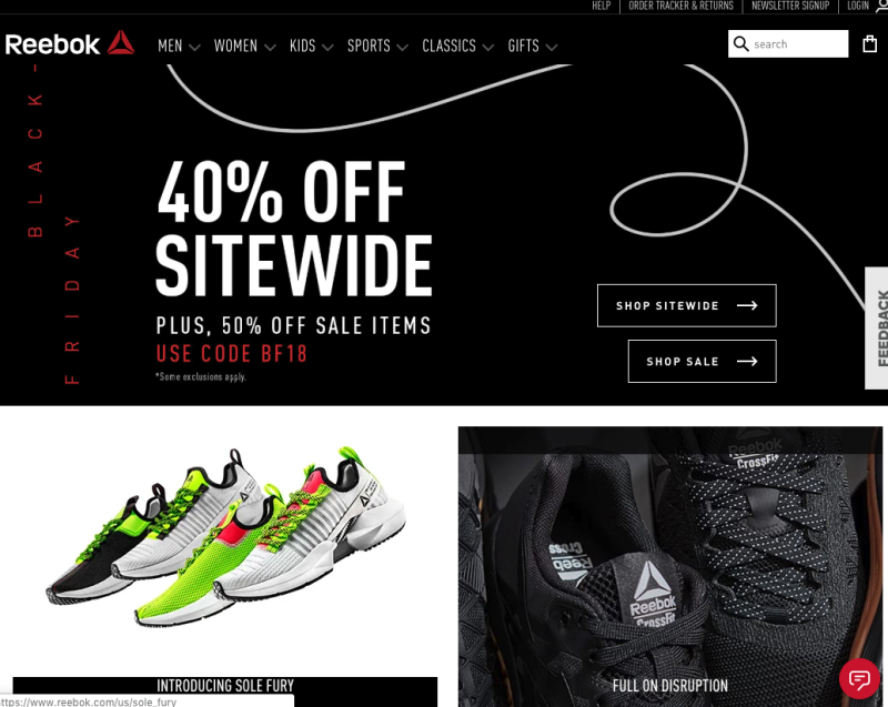 4775354bf193c View photos. Reebok Black Friday sale ...