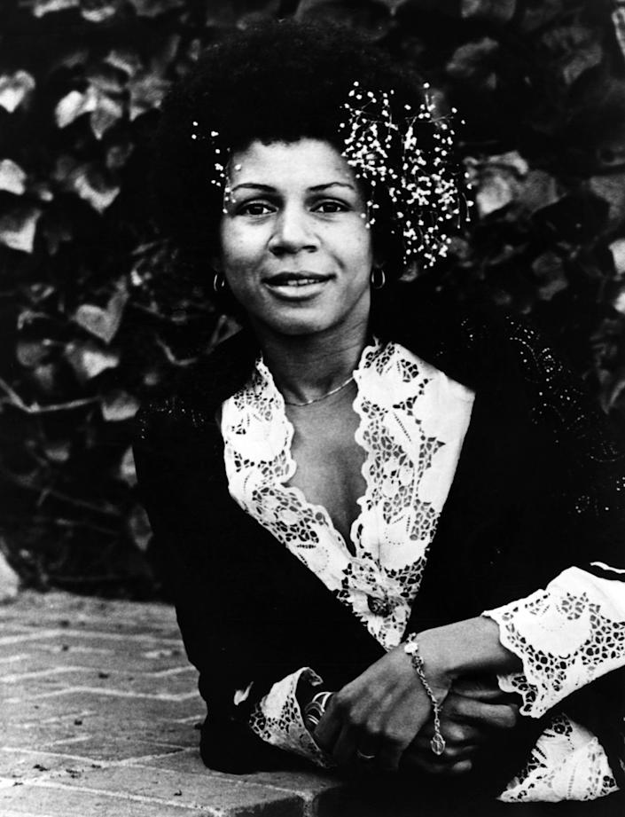 Photo of Minnie RIPERTON (Redferns)