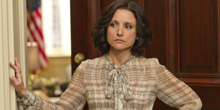 Veep star Julia Louis-Dreyfus was approached by Democrats to run for office