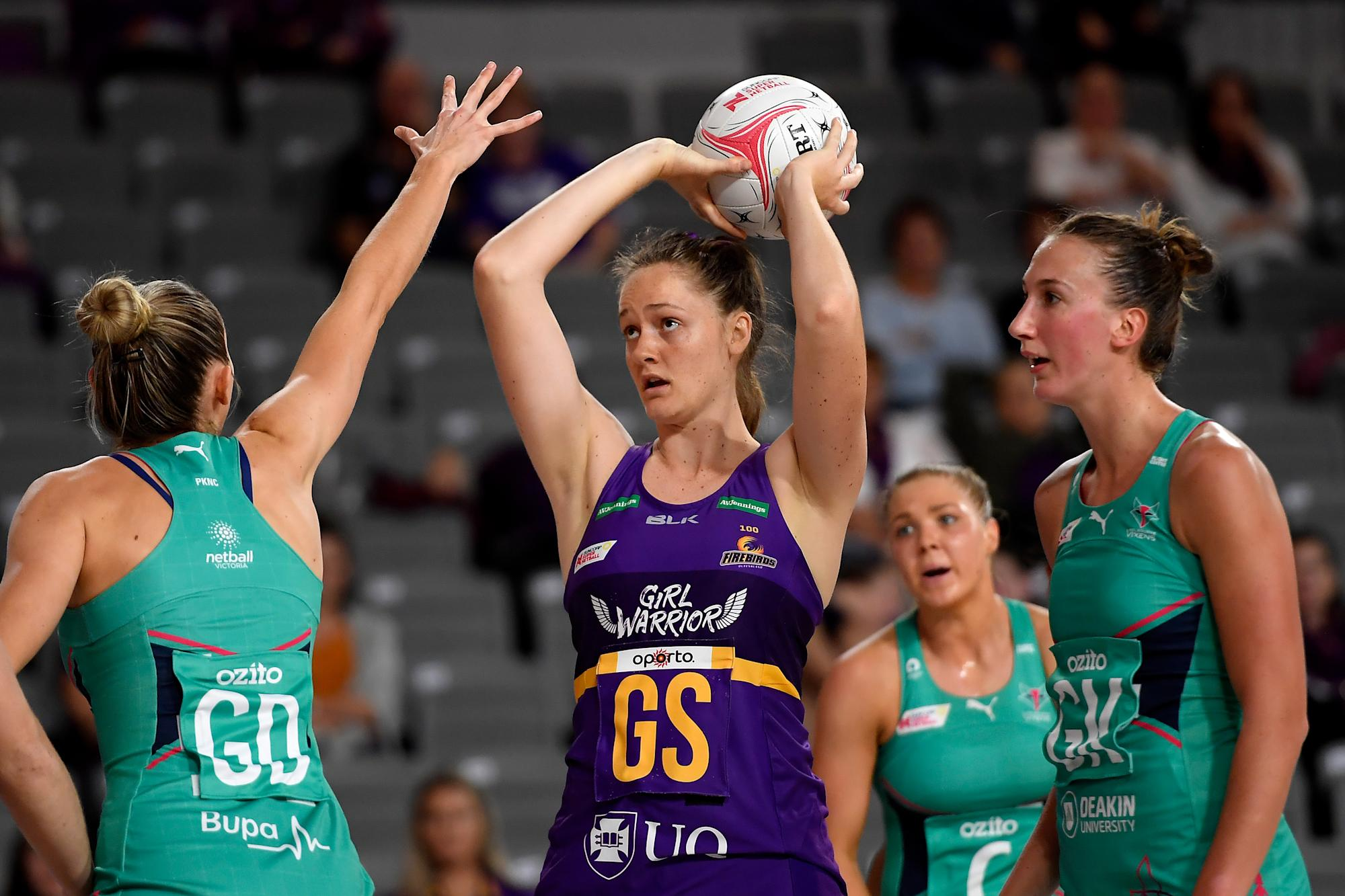 Lightning lead the way after Vitality Netball Superleague Round 4