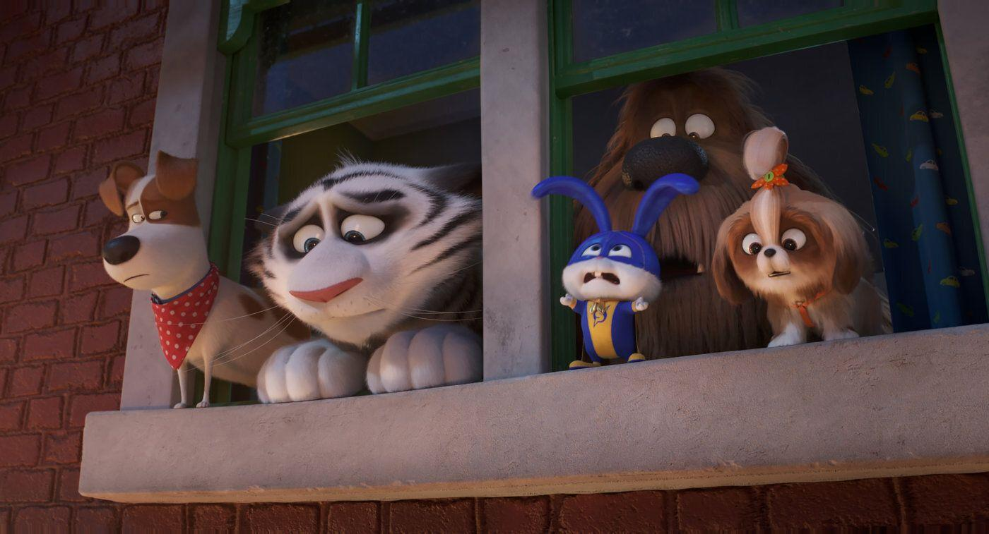Can Max, Snowball, Gidget and the rest of the gang find the inner courage to face their biggest fears? (Universal Pictures)