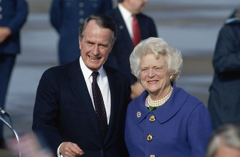 Barbara Bush's Most Prized Possession Was a Gift From Her Husband George H.W. Bush