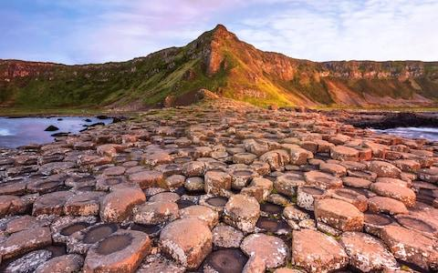 Giants Causeway - Credit: getty