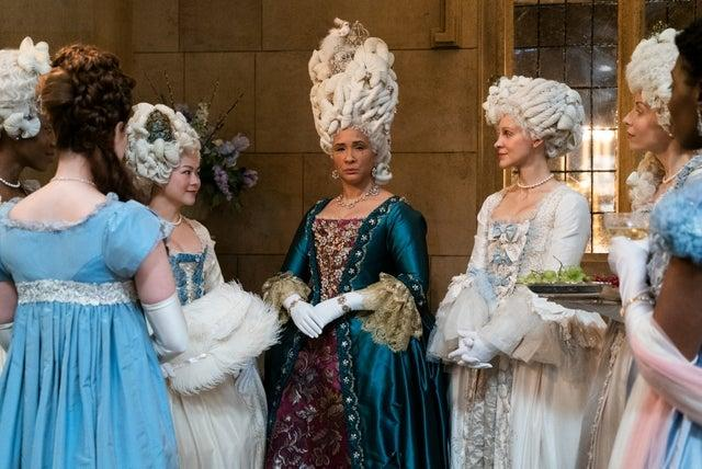 <p>It's high time we dipped a silver spoon into the show's culinary offerings</p> (Netflix)