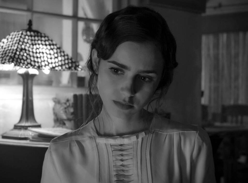 Lily Collins, Mank