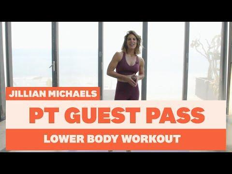 """<p>Follow <a href=""""https://www.womenshealthmag.com/uk/jillian-michaels/"""" rel=""""nofollow noopener"""" target=""""_blank"""" data-ylk=""""slk:Jillian Michaels"""" class=""""link rapid-noclick-resp"""">Jillian Michaels</a> as she takes you through this speedy lower body workout designed to get your heart rate up and muscles working. </p><ul><li><strong>How long? </strong>10 minutes</li><li><strong>Equipment: </strong>None</li></ul><p><a href=""""https://www.youtube.com/watch?v=9uijPFuKIxo&ab_channel=Women%27sHealthUK"""" rel=""""nofollow noopener"""" target=""""_blank"""" data-ylk=""""slk:See the original post on Youtube"""" class=""""link rapid-noclick-resp"""">See the original post on Youtube</a></p>"""
