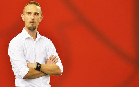 Mark Sampson - Credit: GETTY IMAGES