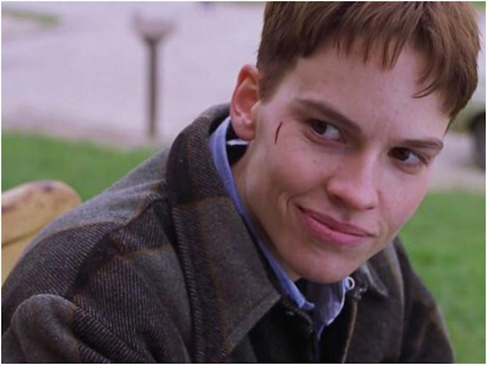 Boys Don't Cry Hilary Swank