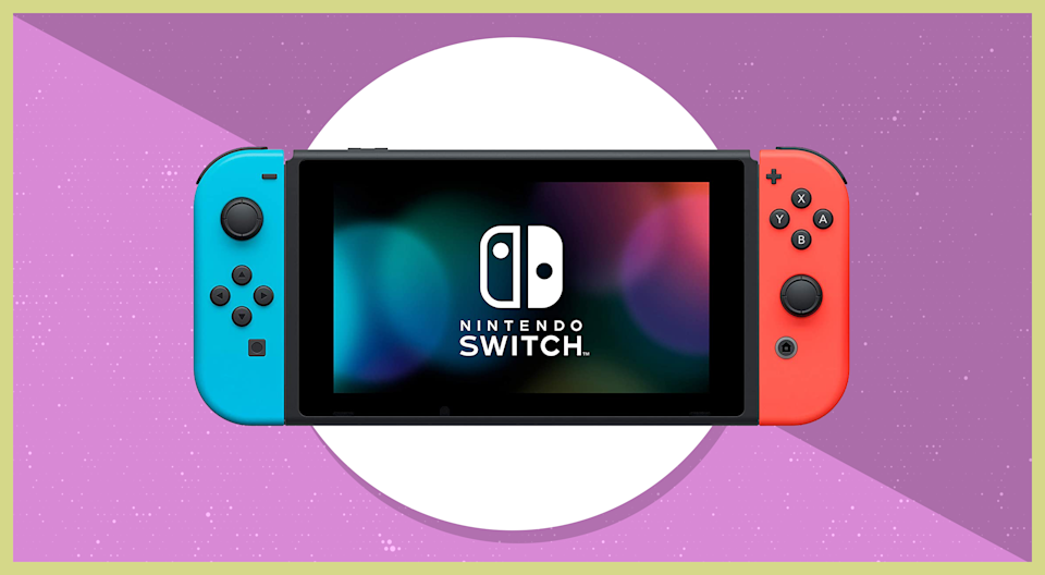 Nintendo Switch. (Photo: Nintendo)