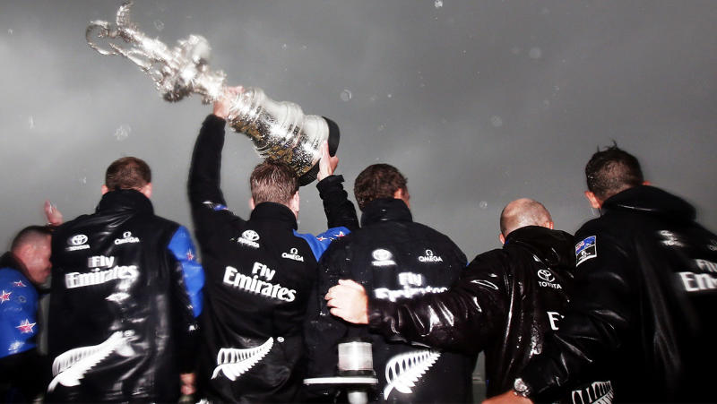 Team New Zealand have fired employees after alleging they leaked confidential information as spying claims rock the America's Cup. (Getty Images)