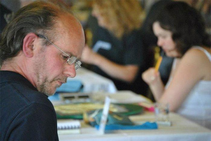 Allan Simmons has been banned from competing in professional British Scrabble competitions for the next three years. Source: Facebook