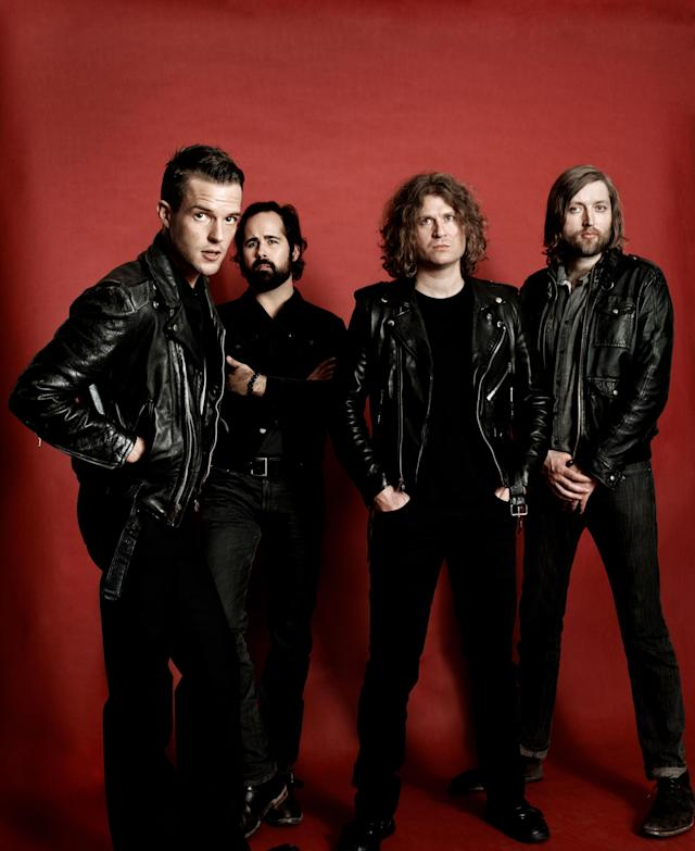 The Killers (Photo: Erik Weiss)
