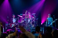 """<p>Do not shy away from this show because you think you're too old for it—you would be missing out on a pure delight. While grieving the loss of her mother, Julie rediscovers her love of music thanks to her backing band…who also happen to be ghosts. </p> <p><a href=""""https://www.netflix.com/watch/80230534?trackId=13752289&tctx=0%2C0%2Ce6cc97a13d7f7095cebf3ccebba80f50c80f4661%3A83fb5222bc63a7b1d4df61d030348640944304ae%2Ce6cc97a13d7f7095cebf3ccebba80f50c80f4661%3A83fb5222bc63a7b1d4df61d030348640944304ae%2Cunknown%2C"""" rel=""""nofollow noopener"""" target=""""_blank"""" data-ylk=""""slk:Available to stream on Netflix"""" class=""""link rapid-noclick-resp""""><em>Available to stream on Netflix</em></a></p>"""