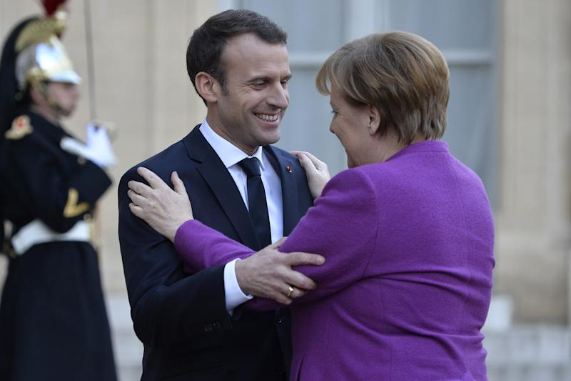 France and Germany are looking for an elusive anchor in a Europe adrift