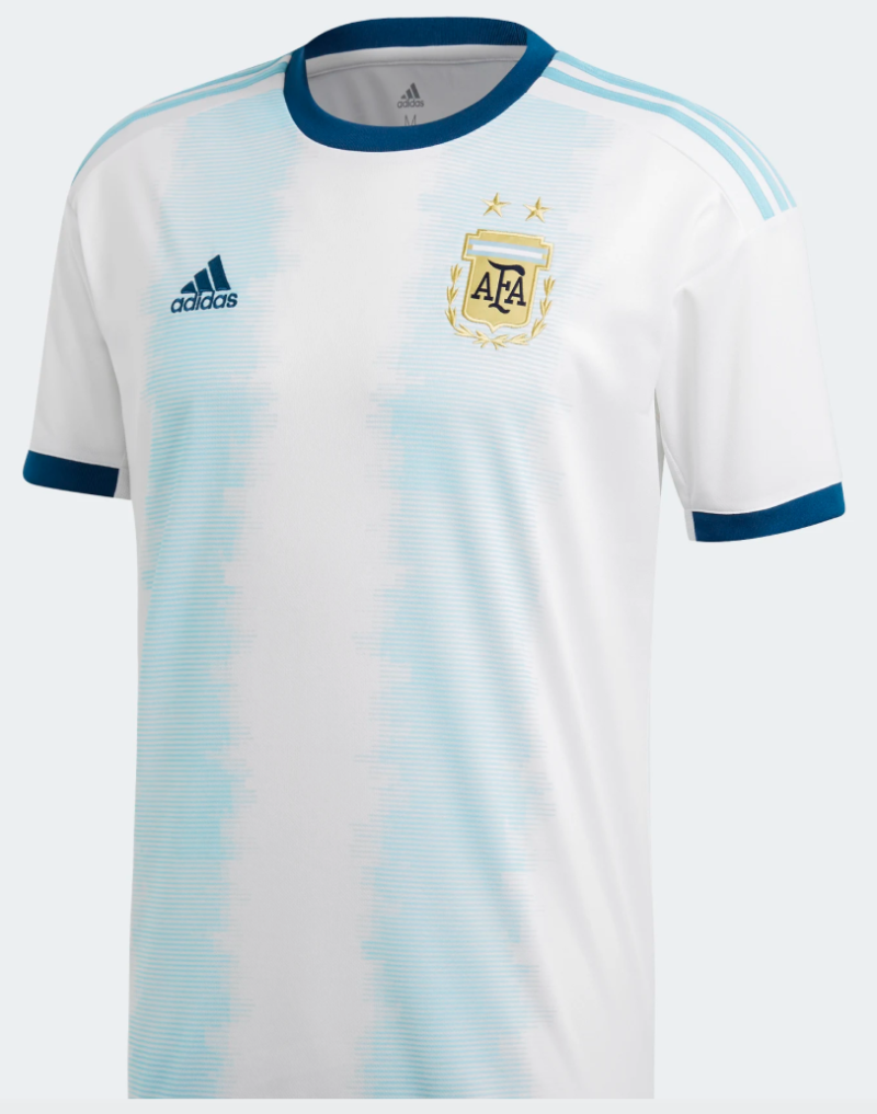 Argentina Home Jersey