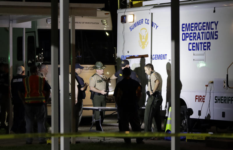 Tennessee police investigating whether shot suspect knew seven victims