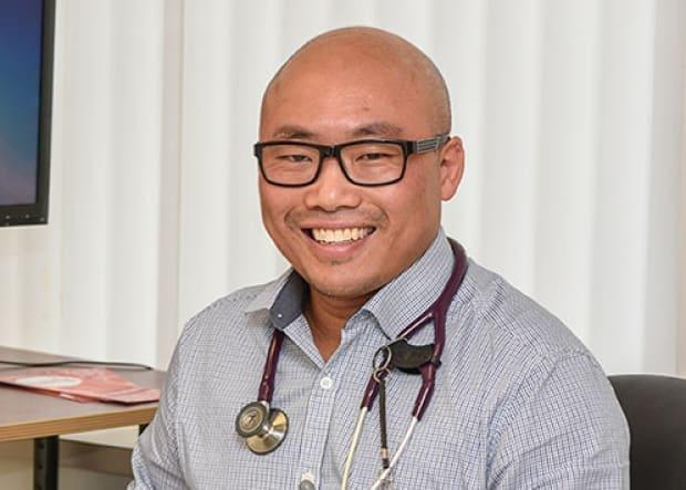Dr. Alexander Wong, infectious diseases doctor in Regina says VOCs have taken hold in Regina at a faster rate than expected.