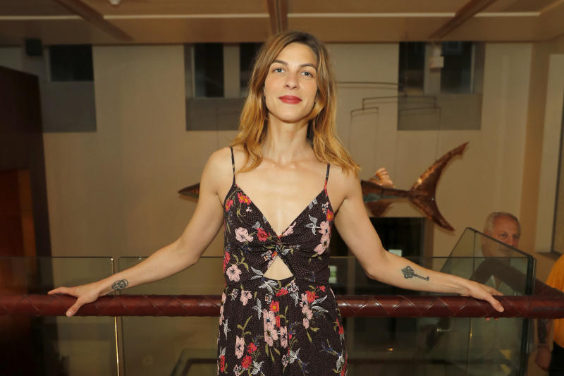 "LONDON, ENGLAND - JUNE 27: Natalia Tena attends the press night after party for The Donmar's production of ""Europe"" at The h Club on June 27, 2019 in London, England. (Photo by David M. Benett/Dave Benett/Getty Images)"