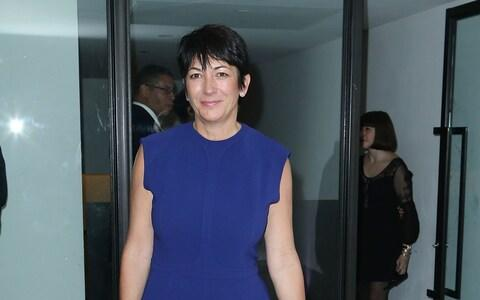 Ghislaine Maxwell, the daughter of publishing tycoon Robert Maxwell, was a longtime companion of Epstein - Credit:  Jimi Celeste/Patrick McMullan via Getty Images