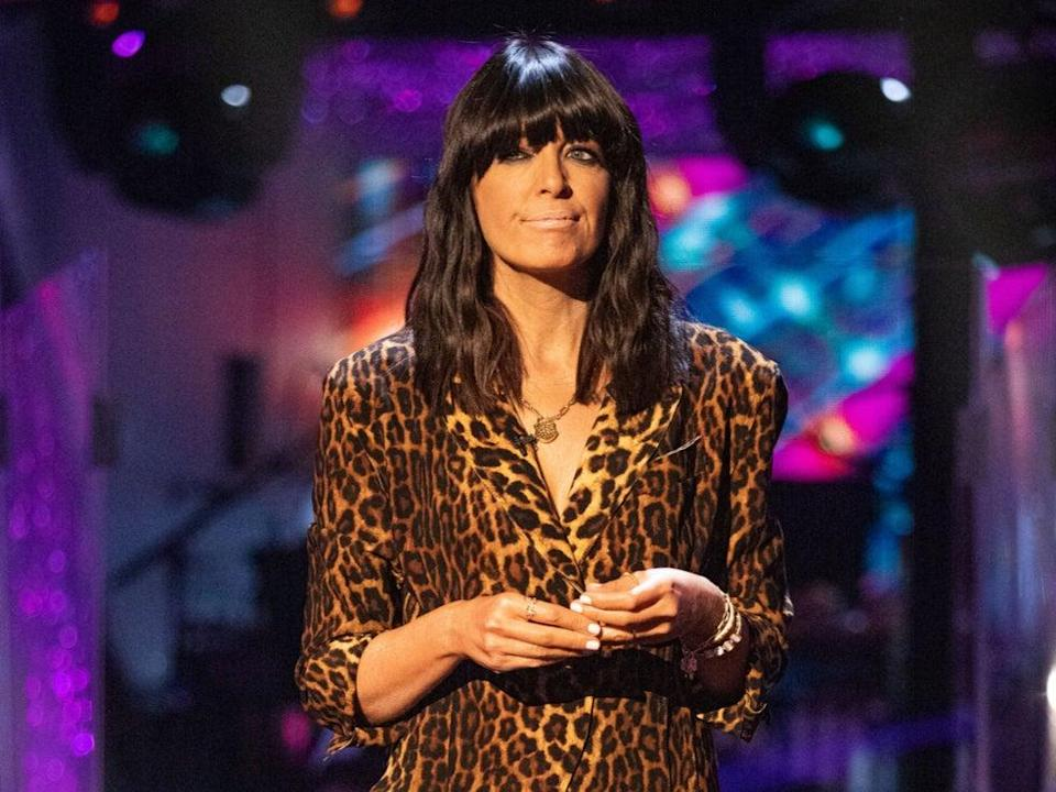 <p>All hail Winkleman, queen of the 'Claud-itorium'</p> (BBC / Guy Levy)