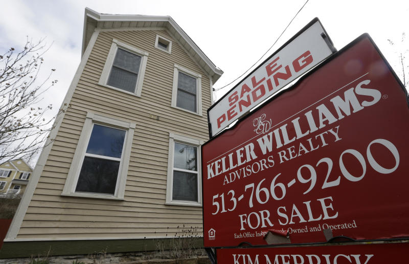 Signed contracts to buy US homes at 3-year high