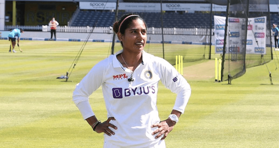Mithali Raj reveals the biggest learning from the Test match - Penbugs