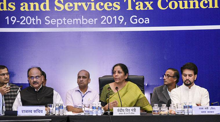 Letter sent to states: GST Council rings first alarm bells on revenue
