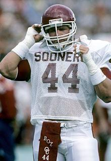Brian Bosworth said John Blake broached the idea of meeting with Gary Wichard prior to Bosworth's junior season in 1986