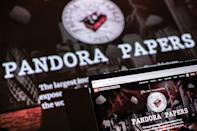 The Pandora Papers came from a leak of 11.9 million documents (AFP/LOIC VENANCE)