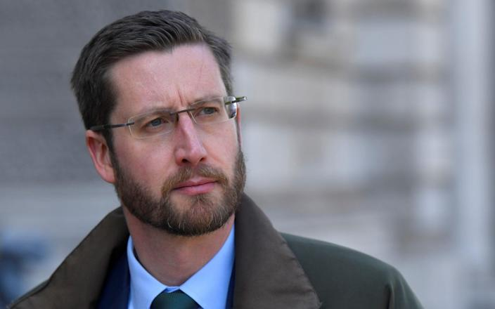 Mr Case refused to answer so many questions that it became embarrassing to watch - Reuters