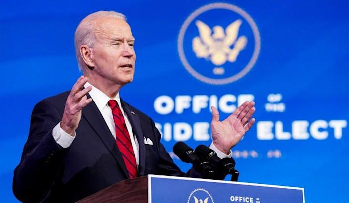 Biden to Propose Eight-Year Path to Citizenship for Illegal Immigrants