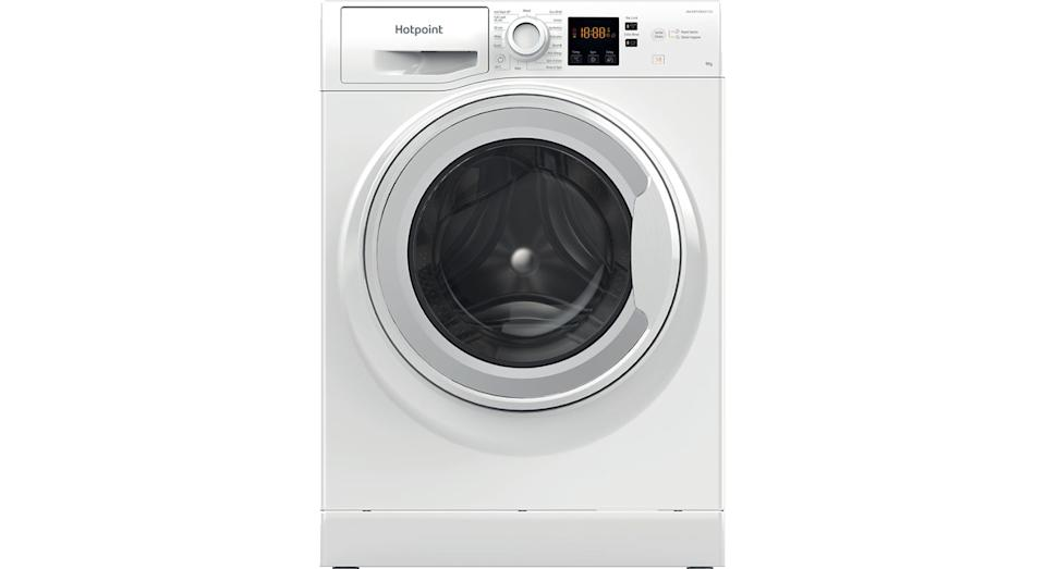 HOTPOINT NSWR 943C WK UK N 9 kg 1400 Spin Washing Machine