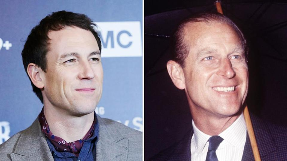 Tobias Menzies to be the new Prince Philip (Credit: Rex)