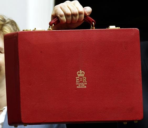 In the red: governments don't create cash for their budgets, they borrow (Getty)