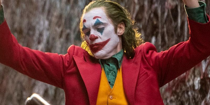Joaquin Phoenix in Joker (credit: Warner Brothers)