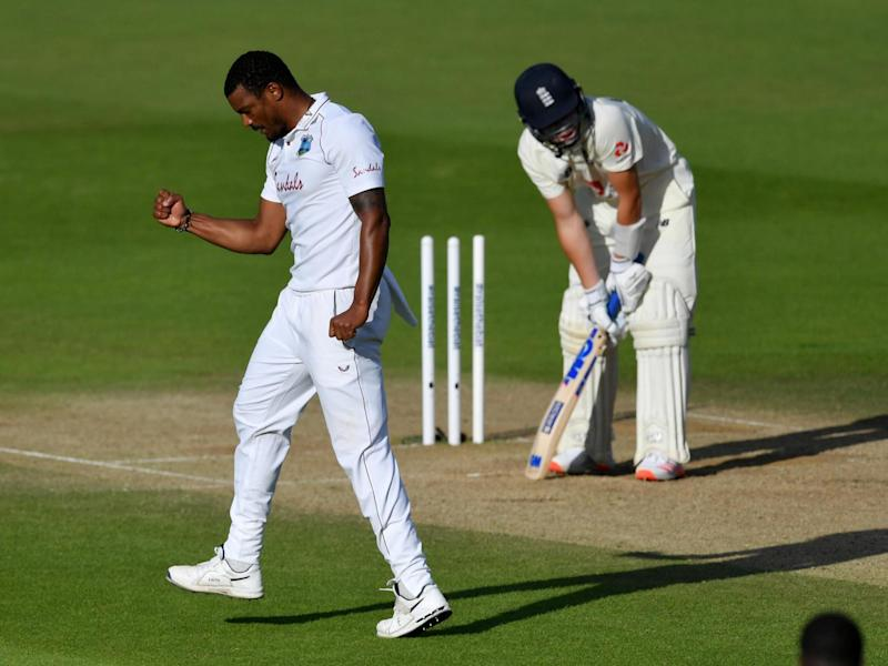 West Indies roared back in the final session on day four: Getty Images for ECB
