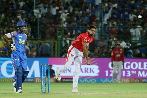 Rajasthan Royals v Kings XI Punjab - IPL T20 Match