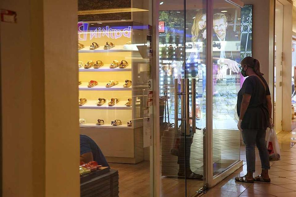 Tan said it will take longer for retail spending to return to pre-Covid-19 levels. — Picture by Choo Choy May