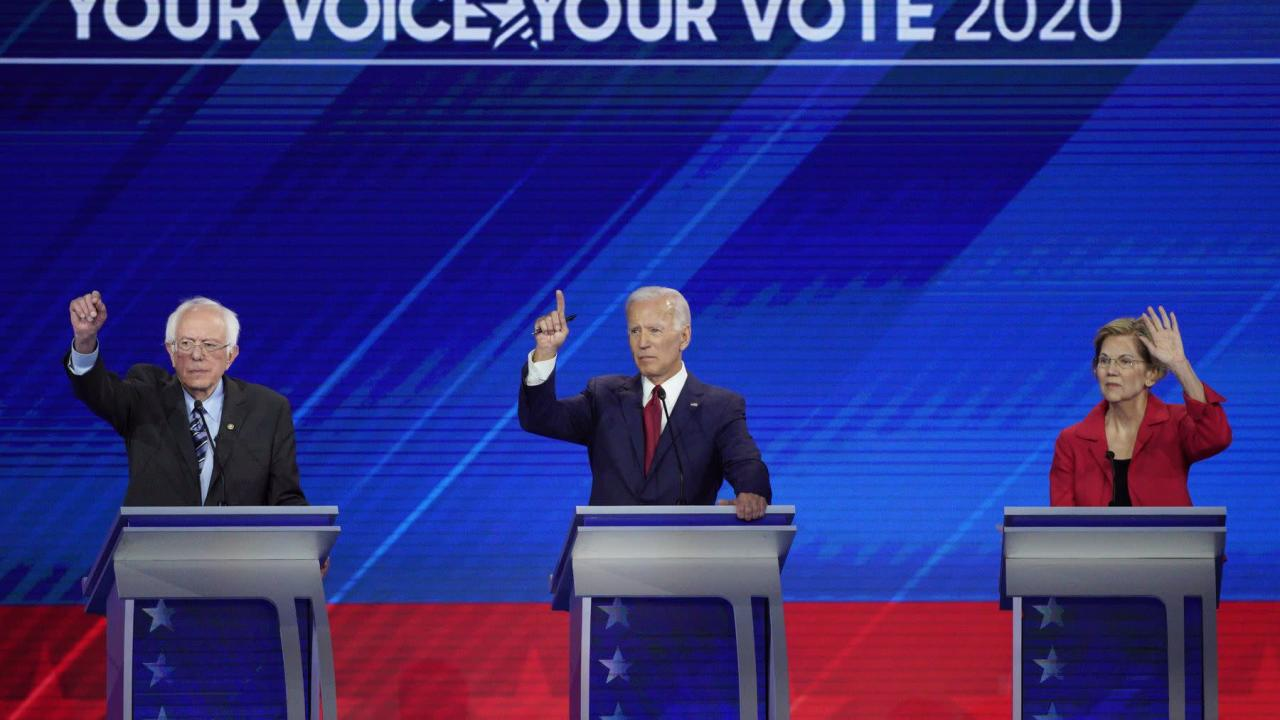 TV Ratings: ABC Democratic Debate Draws 14 Million Viewers