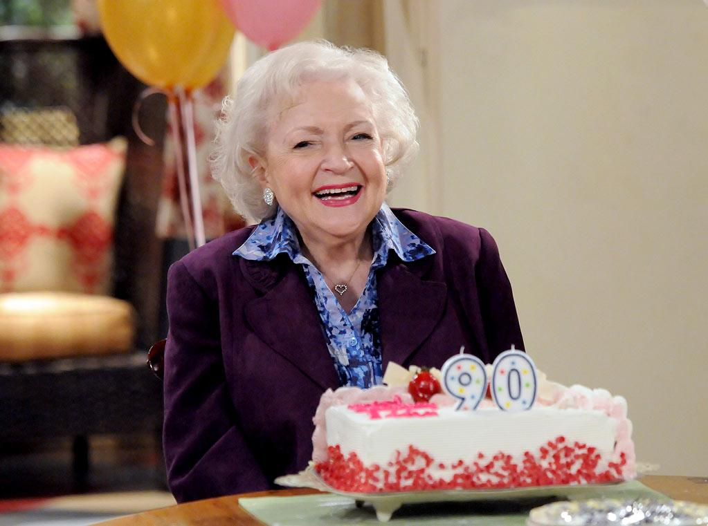 "<p class=""MsoNormal""><strong>Betty White (""Hot in Cleveland""), 90</strong></p>  <p class=""MsoNormal""><span>""Hot in Cleveland""</span> star Betty White (Elka Ostrovsky) is white hot at the age of 90. The only surviving ""<span>Golden Girl</span>,"" Betty, who was born on January 17, 1922 (yes, 1922!), makes grandmothers everywhere jealous. Speaking of grandmothers, is it wrong that we secretly wish she were ours?</p>"