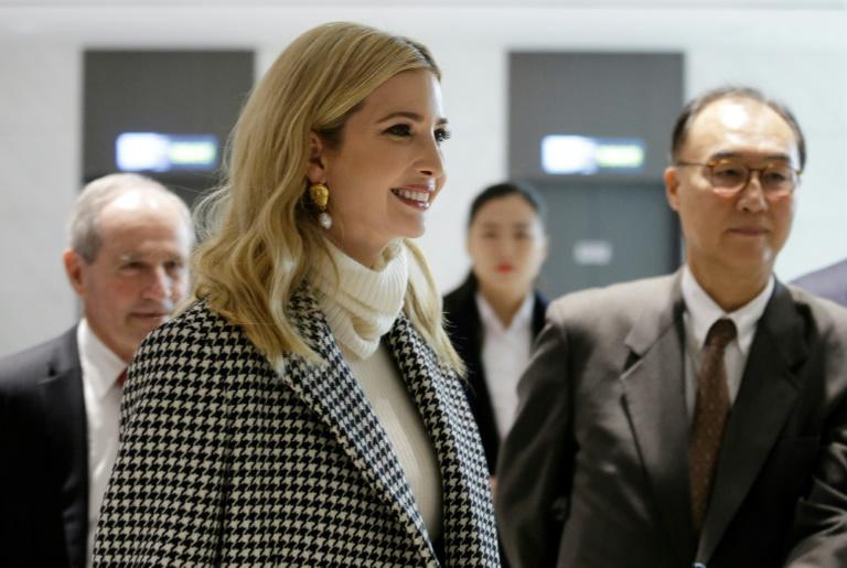 Ivanka Trump is leading a 'high level delegation' to the  Pyeongchang Winter Olympics