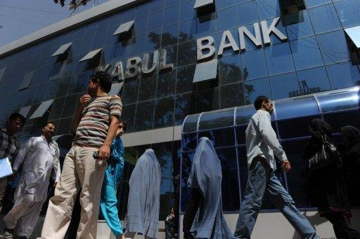 Afghanistan has put on trial nearly two dozen suspects accused of involvement in the massive Kabul Bank fraud