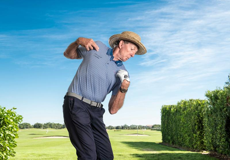 Golf instruction truths: The secret move top golfers make at the top of the swing for more speed