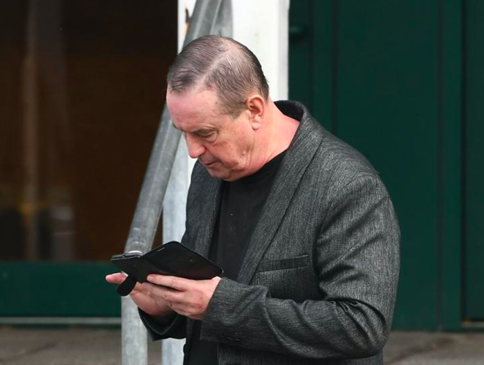 Christopher Fallon abused and raped the man with learning difficulties two or three times a week (SWNS)