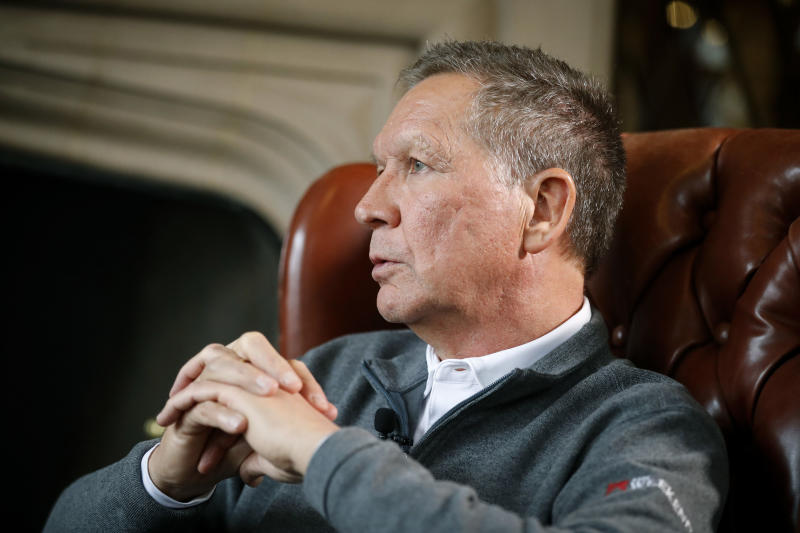FEC probes spending patterns on Kasich 2016 presidential campaign