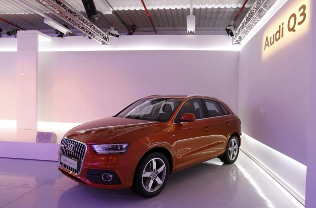 <p><strong>Audi Q3</strong><br><strong>Price as tested:</strong> $40,125<br><strong>Highlights: </strong>Compact crossover vehicle, quiet with comfortable ride and responsive handling.<br><strong>Lowlights: </strong>Simplistic cabin with tight space, cramped driving position.<br>(Reuters) </p>
